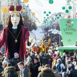 Litwa wilno kaziuki torun