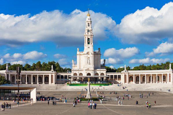Fatima, santiago de compostela,Lourdes, La Salette, Paray le monial