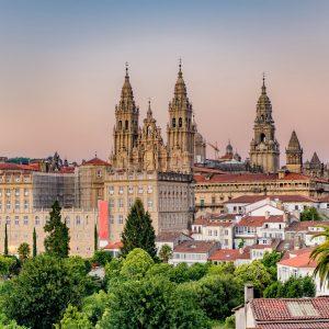 Santiago de Compostela Fatima