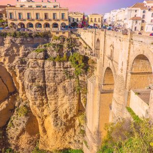 Andaluzja Hiszpania Ronda Malaga