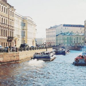 Petersburg Tallin, Ryga, Helsinki