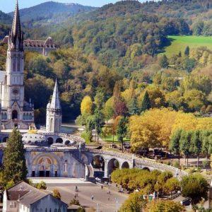 Lourdes francja